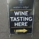 Waters Edge Estate Swan Valley Western Australia wine tasting