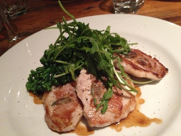 Pork 2 Ways at Stewarts at Brookleigh