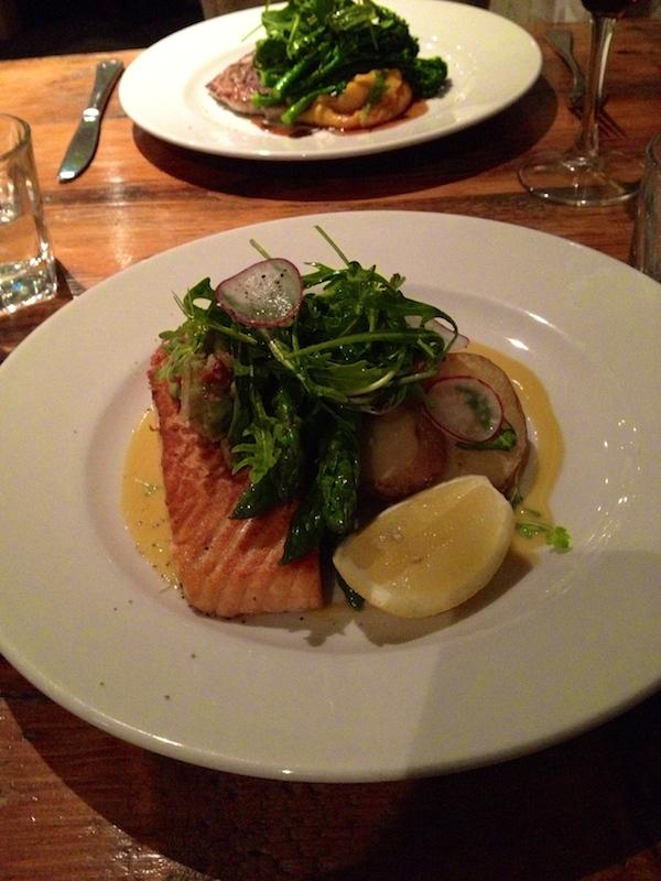 Salmon at Stewarts at Brookleigh