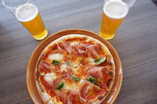 Homestead Brewery Swan Valley - Pizza