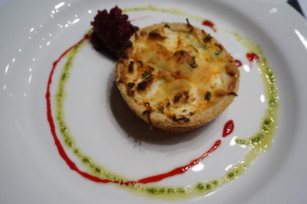 RedBalloon Perth Wine Cruise - Sandalford Pumpkin Tart