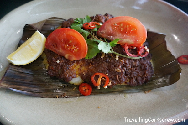 Ria Malay Kitchen - Red Baked Fish