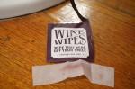 Wine Wipes Orange Blossom