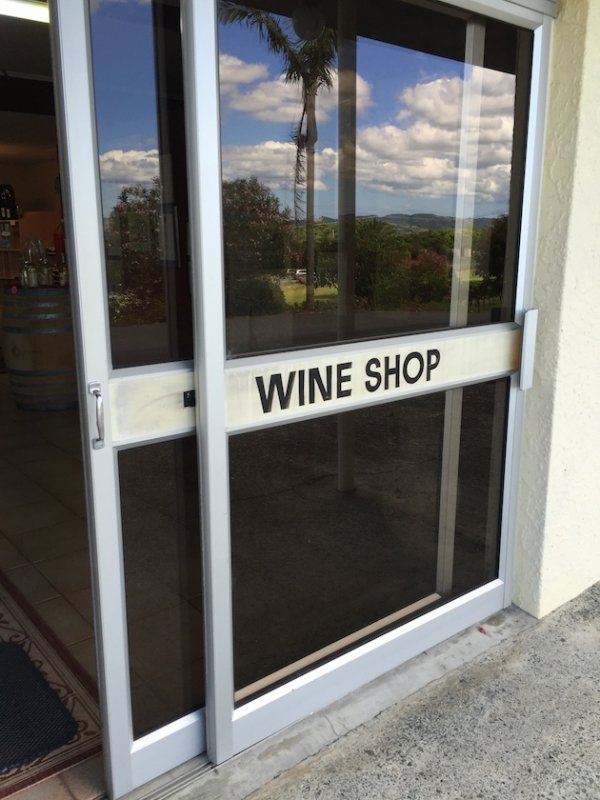 Longview Estate Wine Shop Whangarei