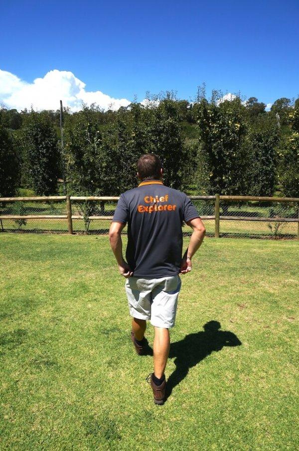 Chief Explorer Adam from Explore Tours Perth