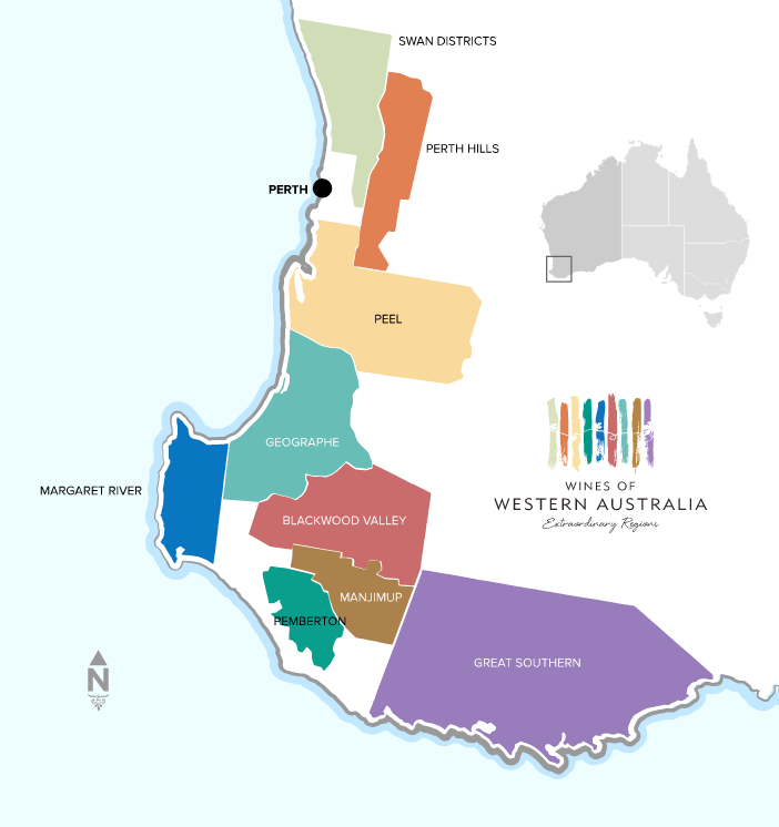 Western Australian Wines 50 Facts To Celebrate Waday