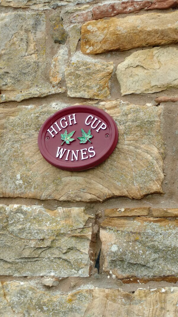 High Cup Wines – English Fruit Wine at Cumbria's Only Winery