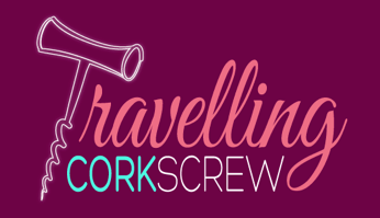 Travelling Corkscrew Wine Blog Logo