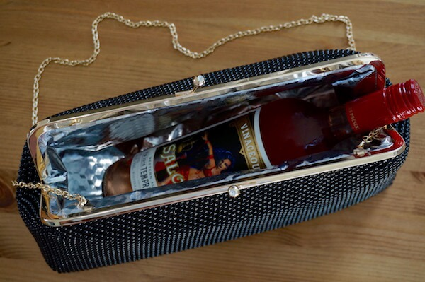 The Wine Handbag You Need in Your Life – Hello Cool Clutch!