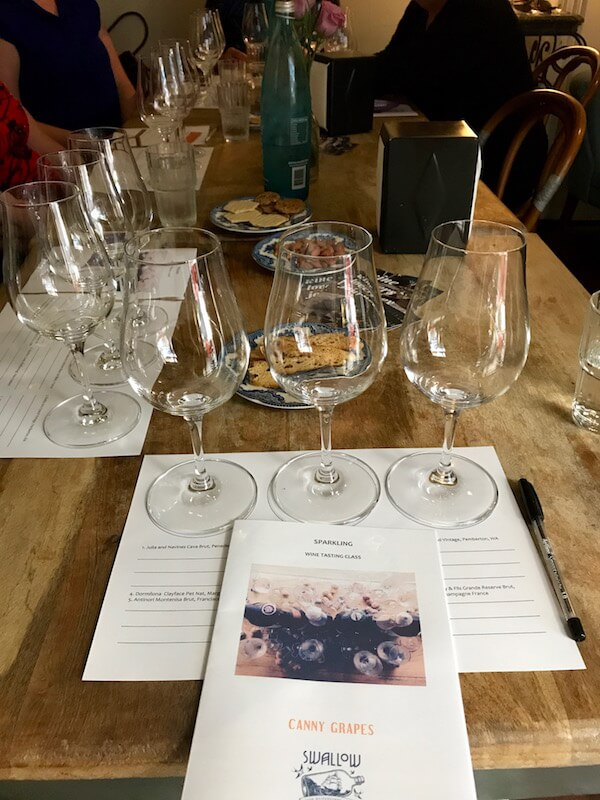 Wine Tasting Classes with Canny Grapes – Perth