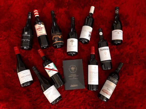 Wine Selectors Australian First Families of Wine Shiraz Showcase Dozen