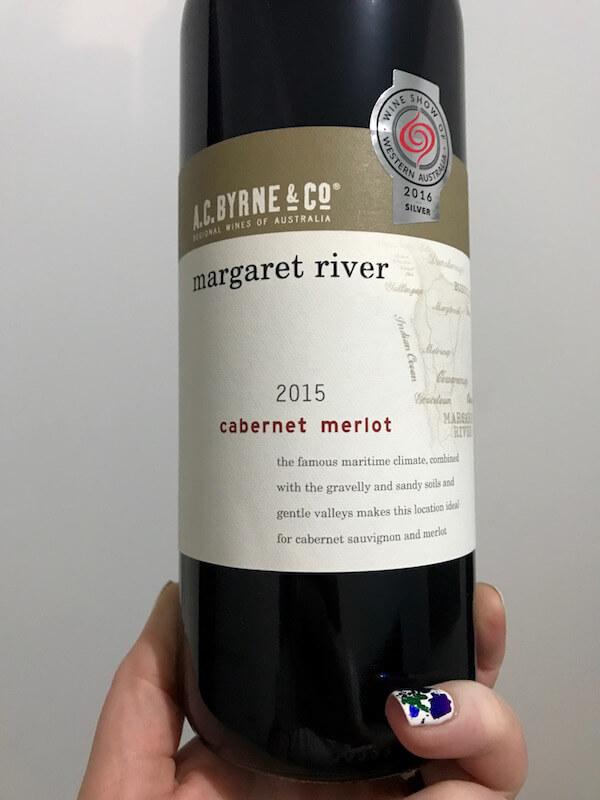 ALDI Wine - A.C. Byrne & Co 2015 Cabernet Merlot