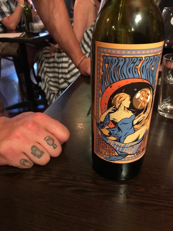Strange Brew - Skigh Wines - Petit Verdot - Urban Wine Walk Perth