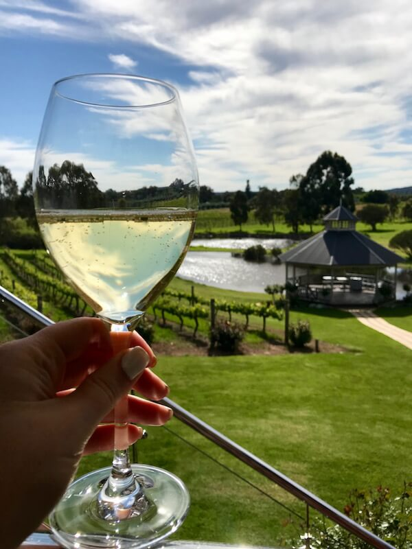 The Nest @ Sittella – A Sparkling Wine Breakfast Done Right