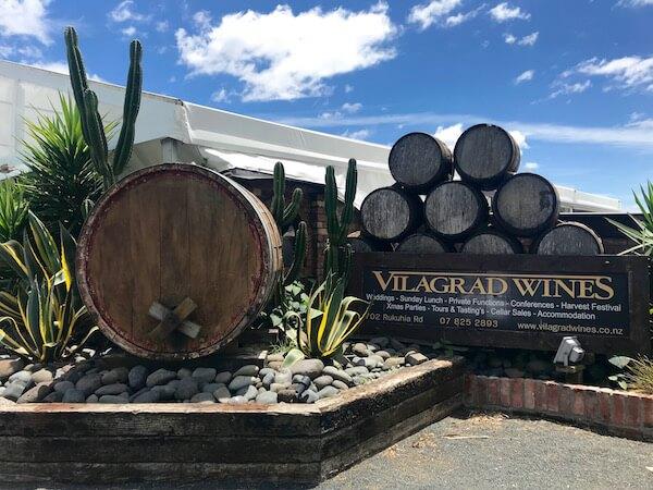 Welcome to Vilagrad Wines - Waikato Winery