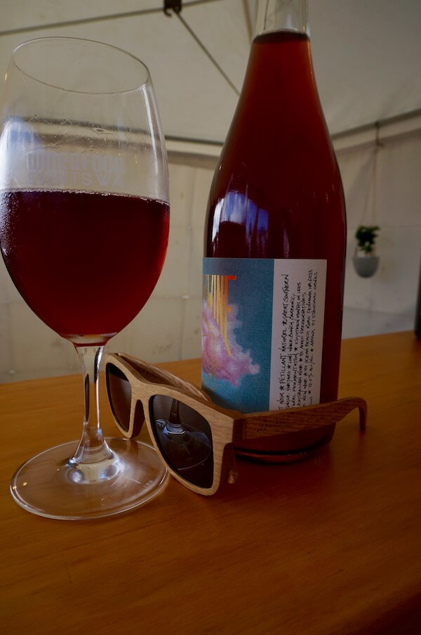 Brave New Wine Pet Nat & Mt Difficulty Wine Sunglasses - Sunset Wine 2018