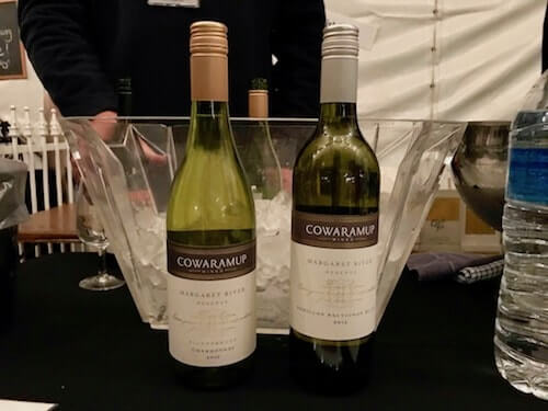 Cowaramup Wine at City Wine
