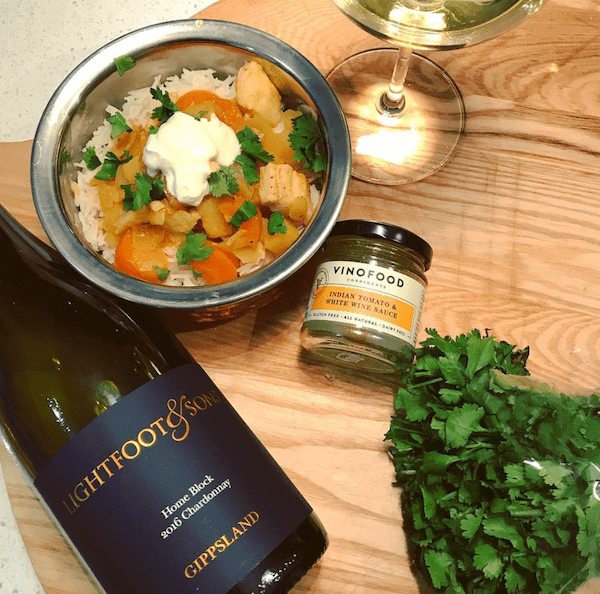 Lightfoot and Sons 2016 Home Block Chardonnay