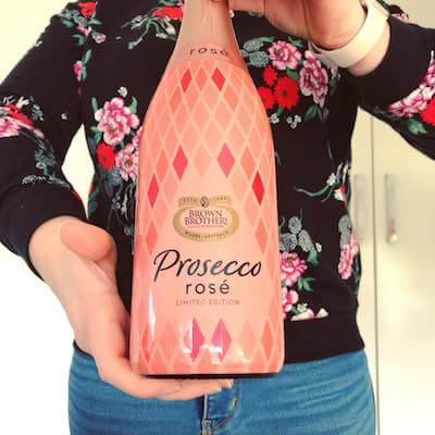 Brown Brothers Prosecco Rosé Limited Edition
