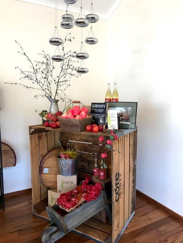 cute-cider-display-at-core-cider-in-the-bickley-valley