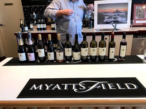 the-wine-line-up-at-mayattsfield-vineyard-perth-hills-bickley-valley