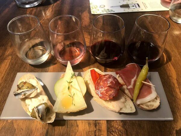 San Sebástian Style Pintxos And Wine Flights In The Swan Valley
