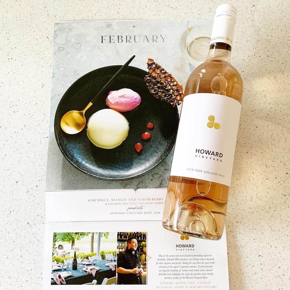 Howard Vineyard 2018 Rosé – Adelaide Hills