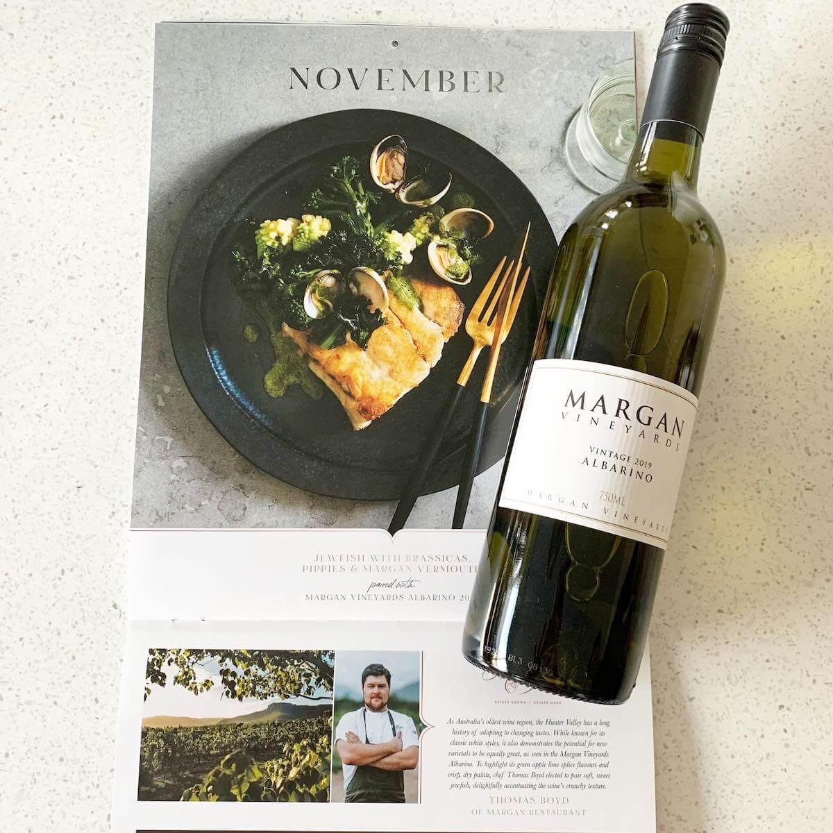 Margan Vineyards 2019 Albarino