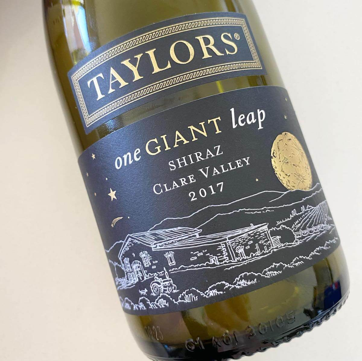 Taylors One Giant Leap 2017 Shiraz – Clare Valley