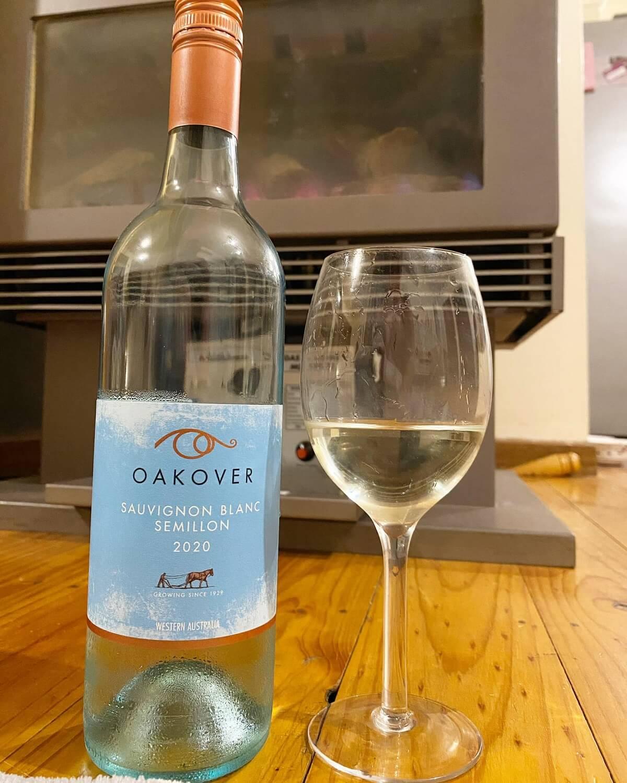 Oakover 2020 Sauvignon Blanc Semillon