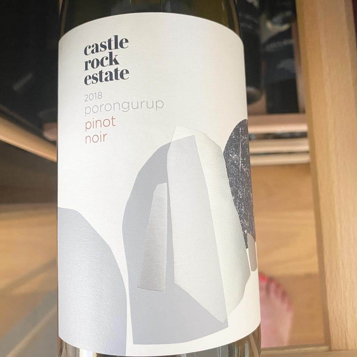 Castle-Rock-Estate-Porongurup-Pinot-Noir-2018