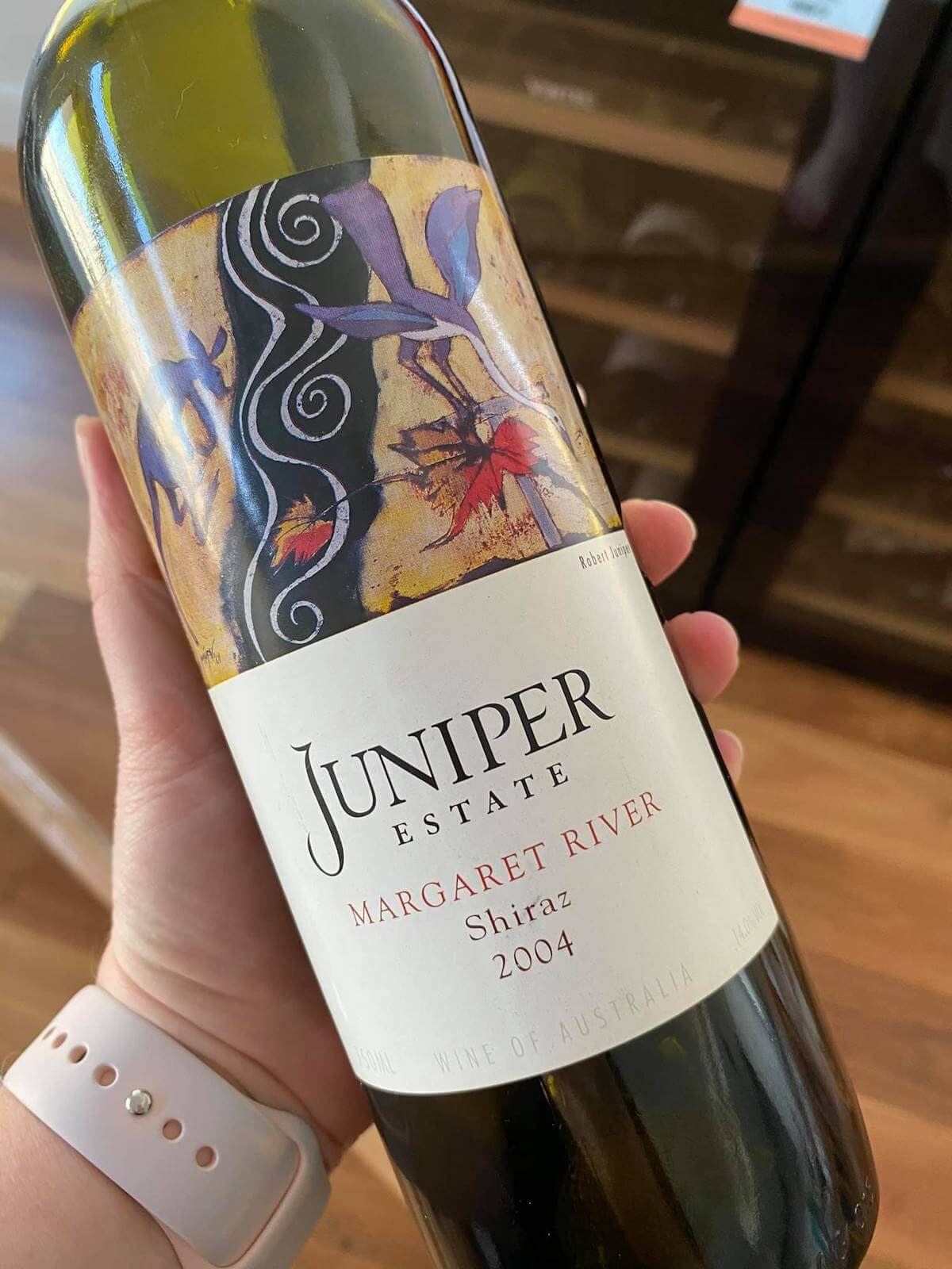 Juniper Estate Shiraz 2004 –  Margaret River
