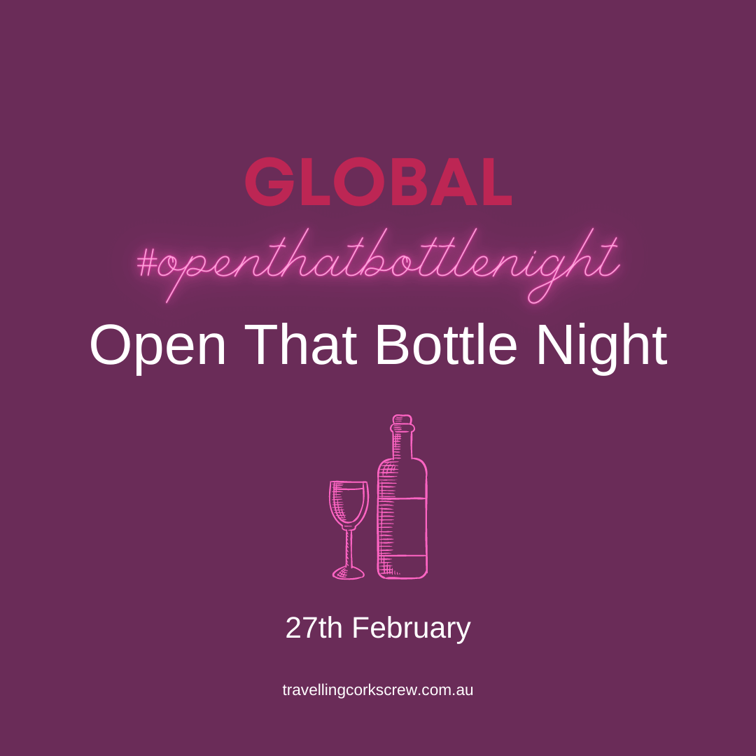 Open That Bottle Night 2022