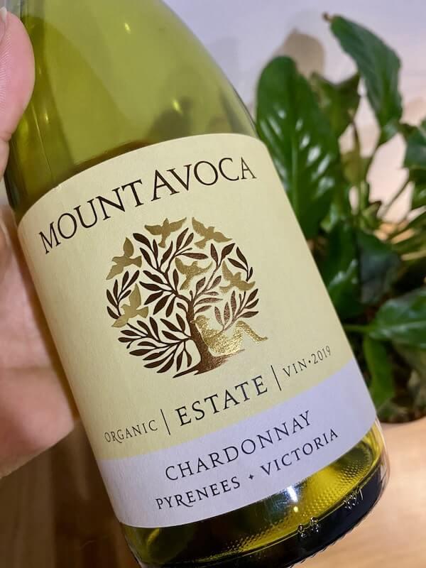 Mount Avoca 2019 Estate Chardonnay
