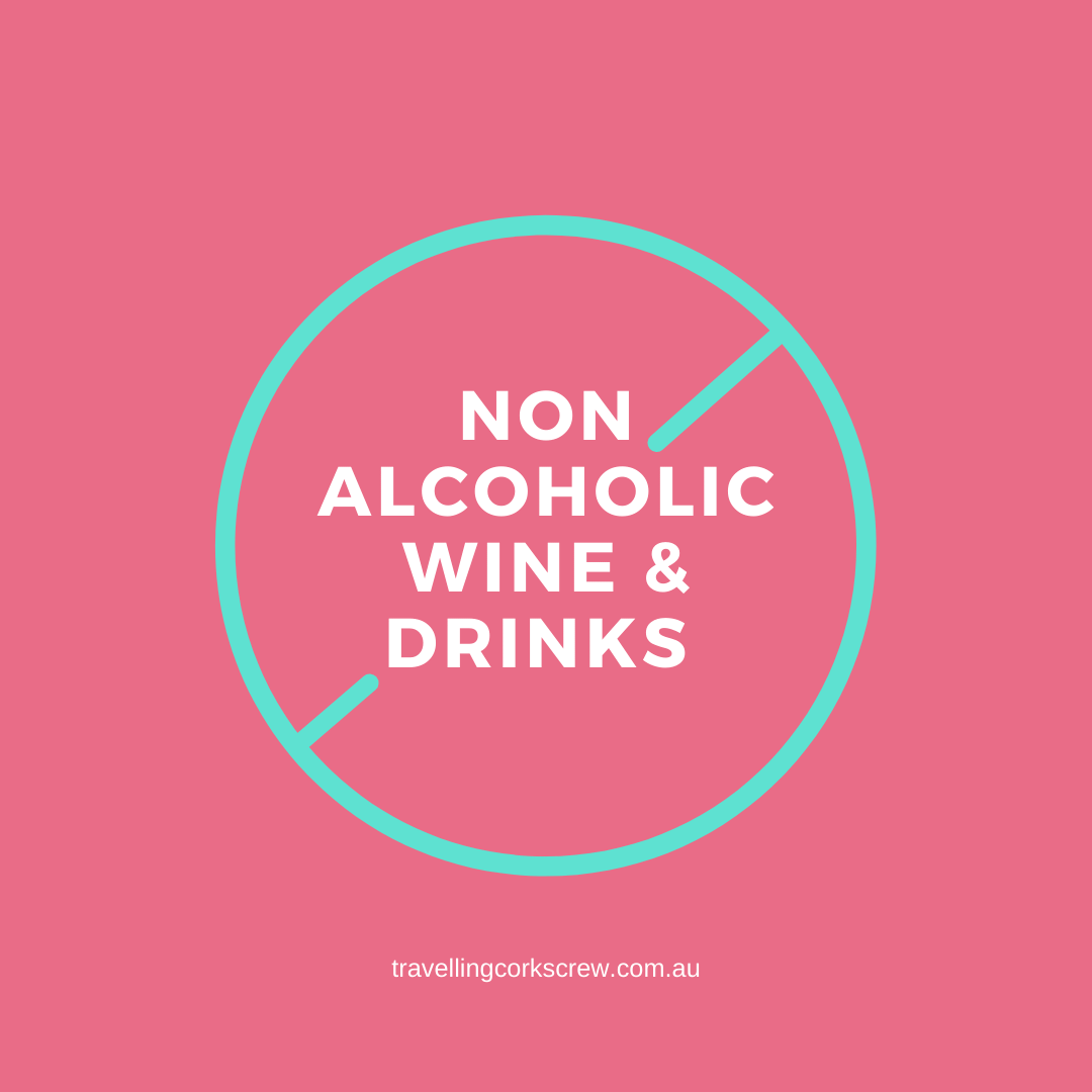 The Best Non Alcoholic Wine & Drinks that Taste Delicious!